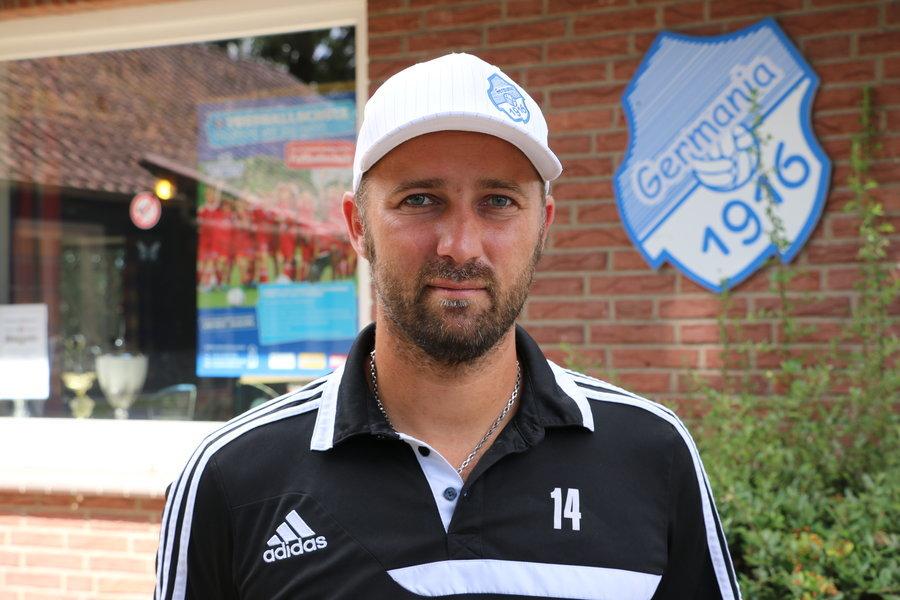 - Gerrit (Hopper) Strehl -  Trainer
