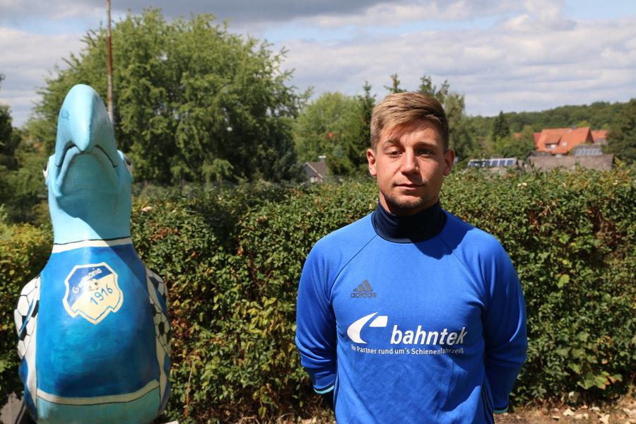 - Gregor Völker -  Co-Trainer/ Betreuer
