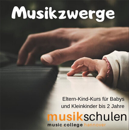 Musikzwerge - Eltern/Kind Kurs