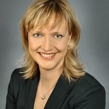 Viviane Brunne, VDBIO-Vorsitzende seit 2014