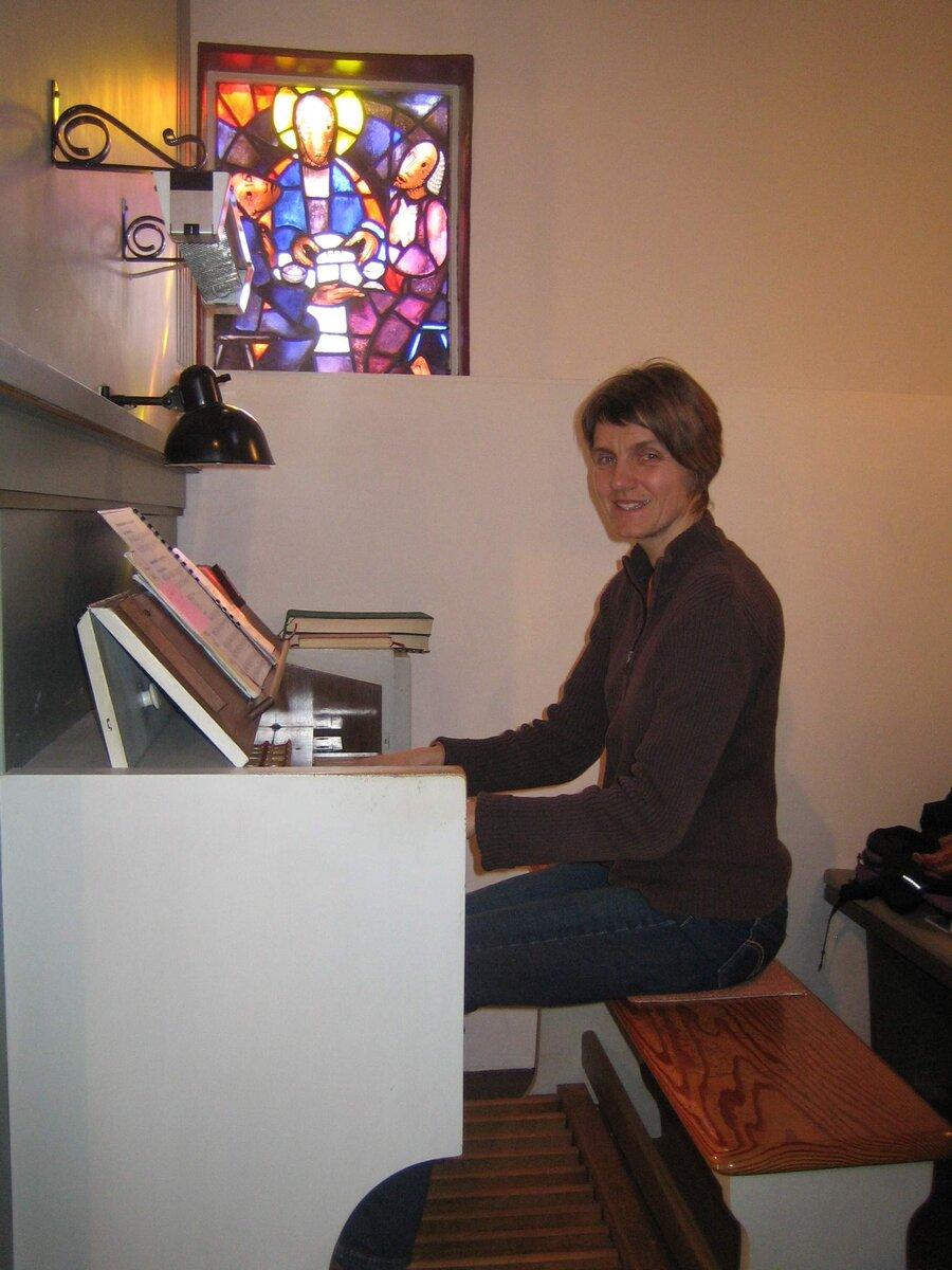Bettina Finkenberger