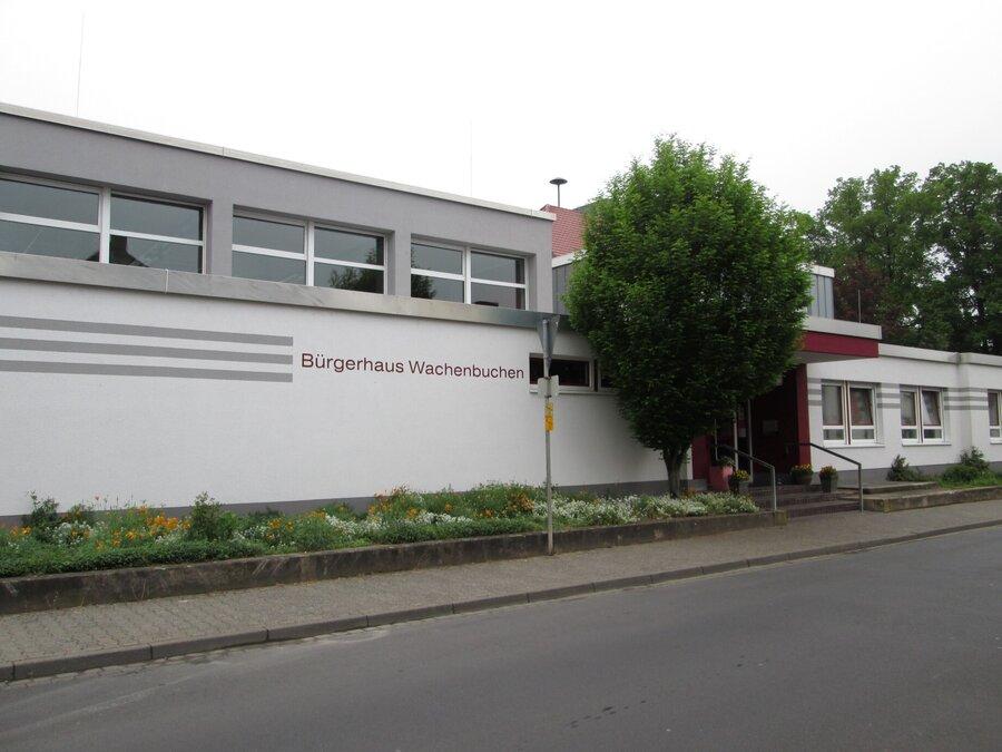 Link zu: Vermietung Bürgerhaus Wachenbuchen