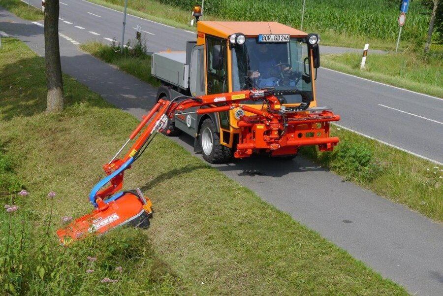 APZ 1003 L Abroller