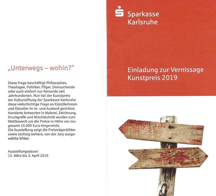 Einladung Karlsruhe