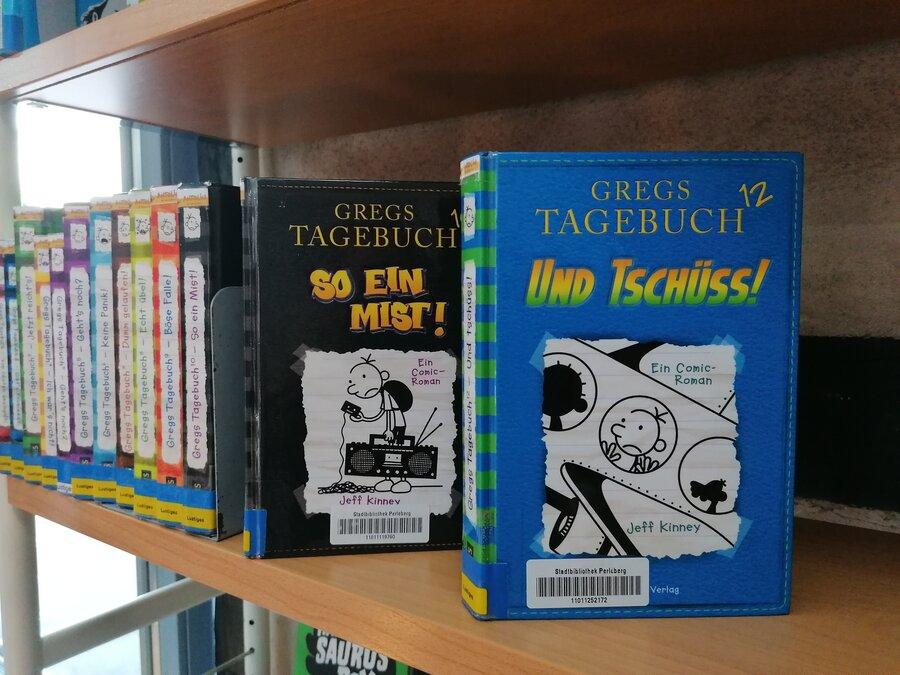 Beliebte Jugendliteratur | Foto Stadt Perleberg