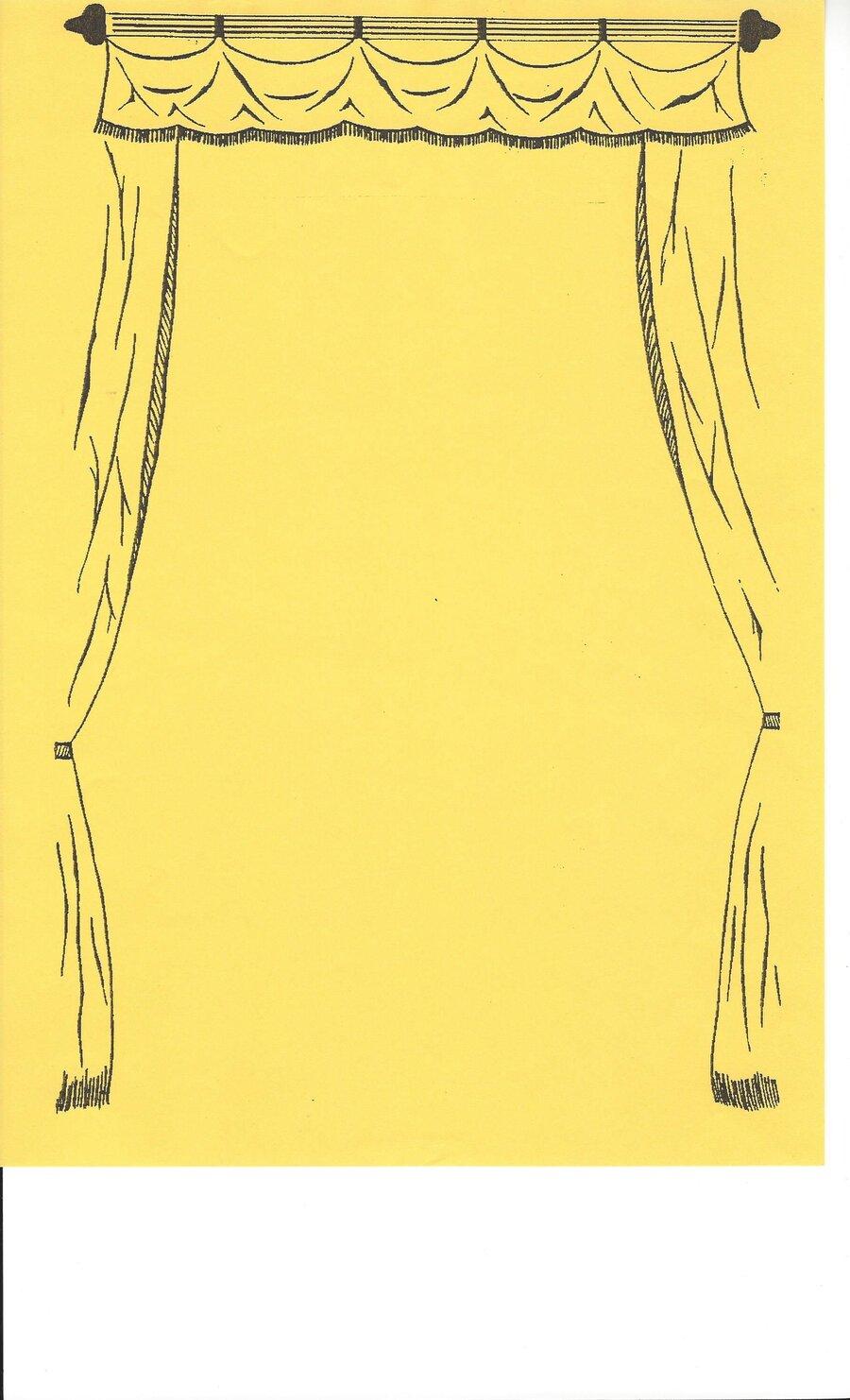 1. Logo Vorhang groß bis 1997