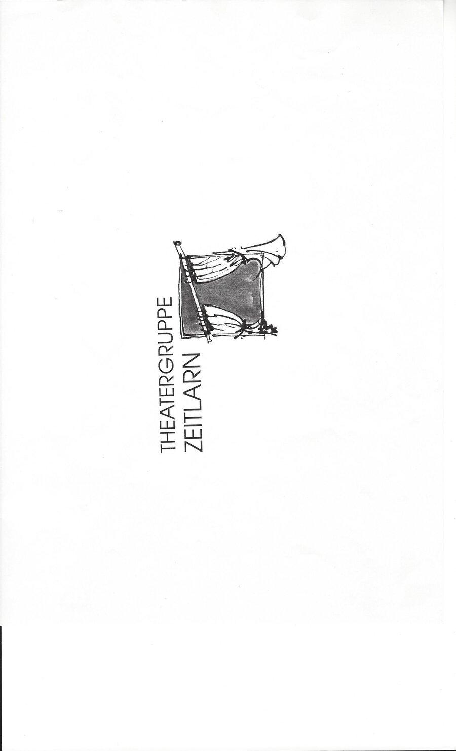 2. Logo Schriftzug Vorhang bis 2004