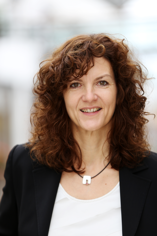 Bürgermeisterin Christiane Küchenhof