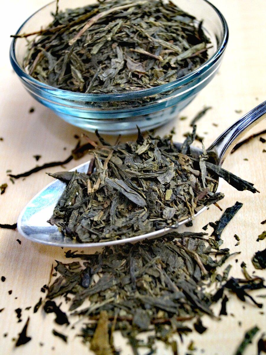 Grüner Tee, ©Stephan Becker, Brüssow