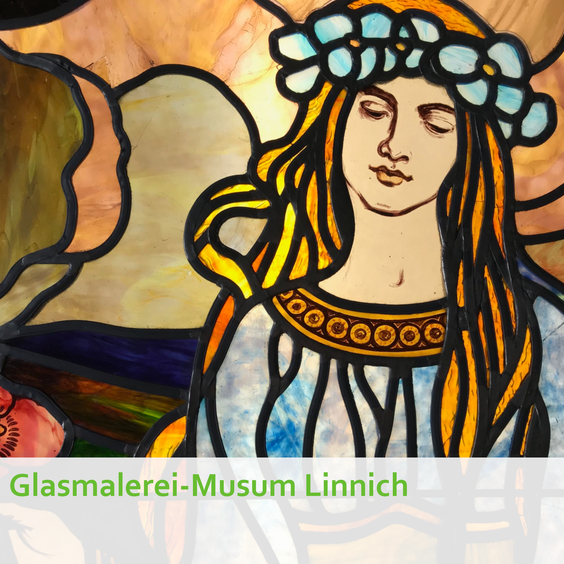 Deutsches Glasmalerei-Museum Linnich