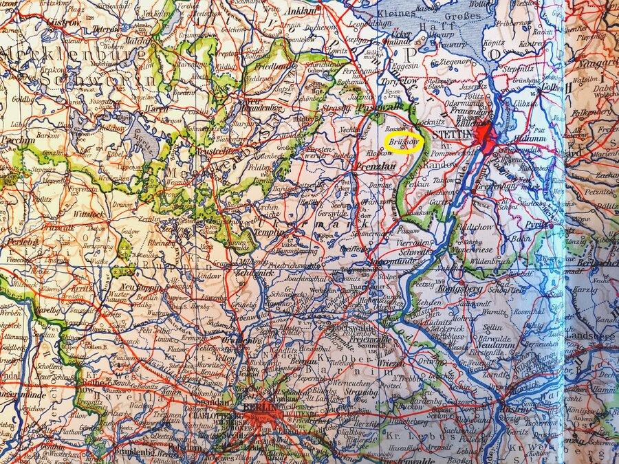 Brüssow zwischen Prenzlau und Stettin, ©Stephan Becker, Brüssow