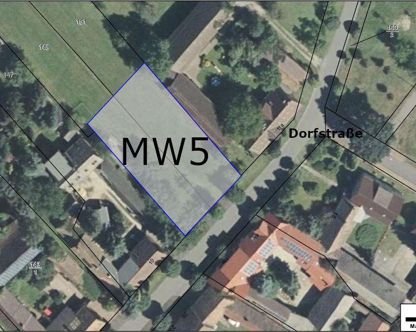 Baulücke MW5