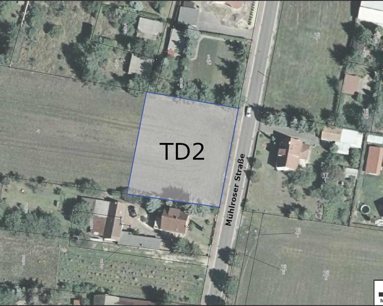 Baulücke TD2