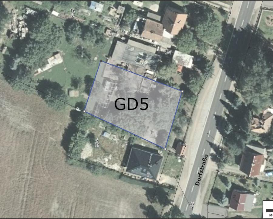 Baulücke GD5