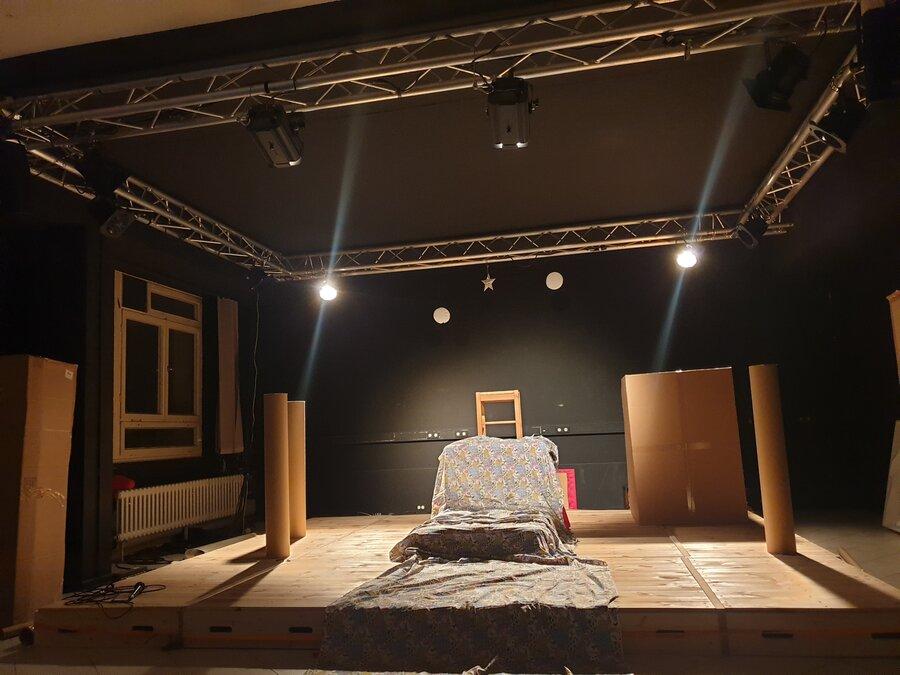 Theaterbühne