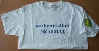 """T-Shirt """"Schenefelder Jung"""""""