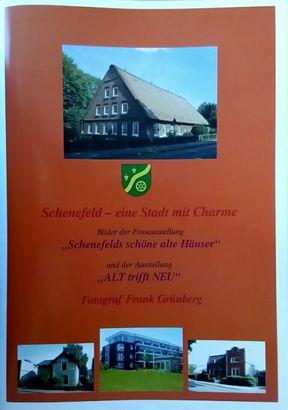 """Broschüre """"Schenefeld"""""""