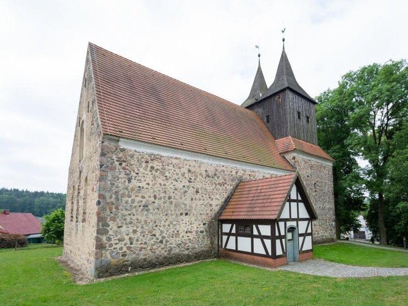 Offene Kirche Möbiskruge Foto: Besucherinformation Neuzelle