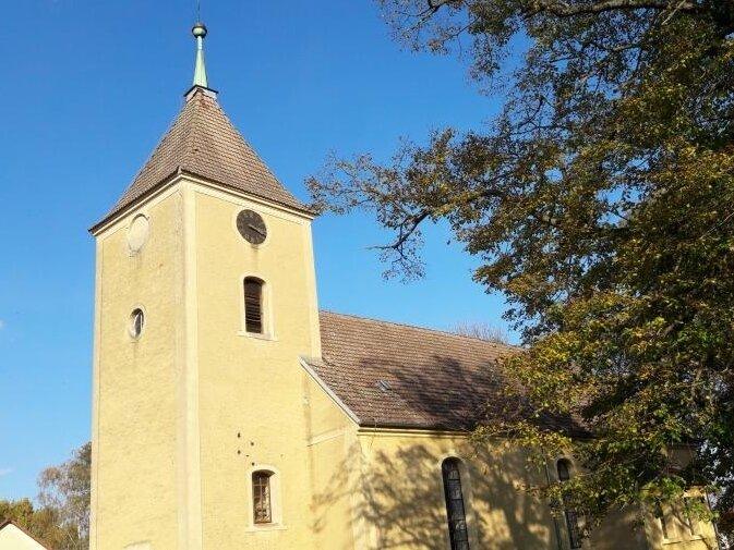 Kirche Bomsdorf Foto: Besucherinformation Neuzelle