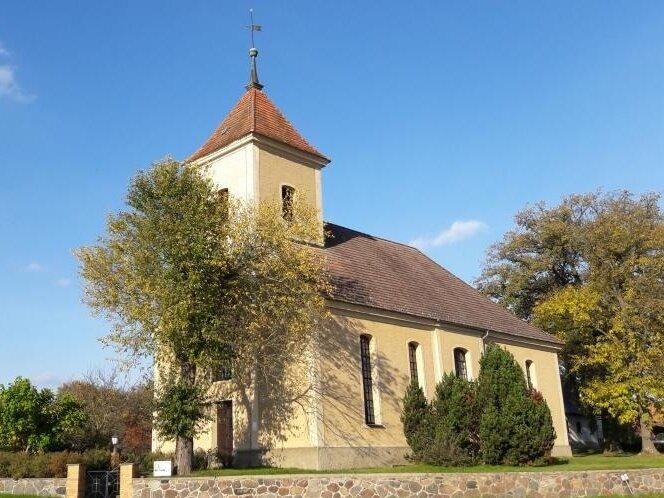 Kirche Göhlen Foto: Besucherinformation Neuzelle