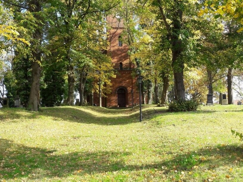 Kirche Wellmitz Foto: Besucherinformation Neuzelle