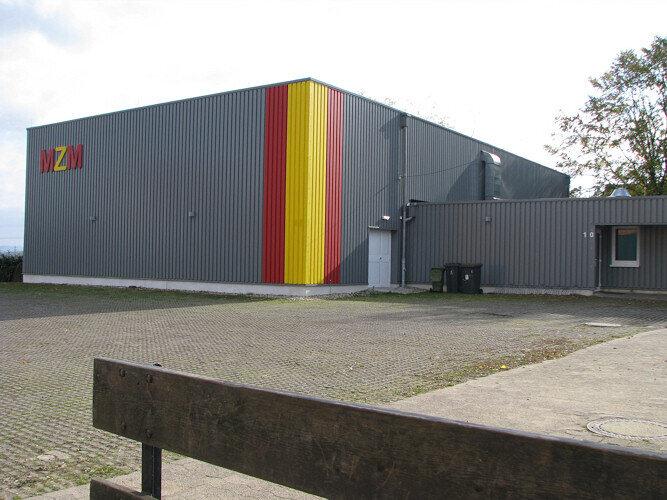 Mehrzweckhalle Mehle (c) Petra Reinsch