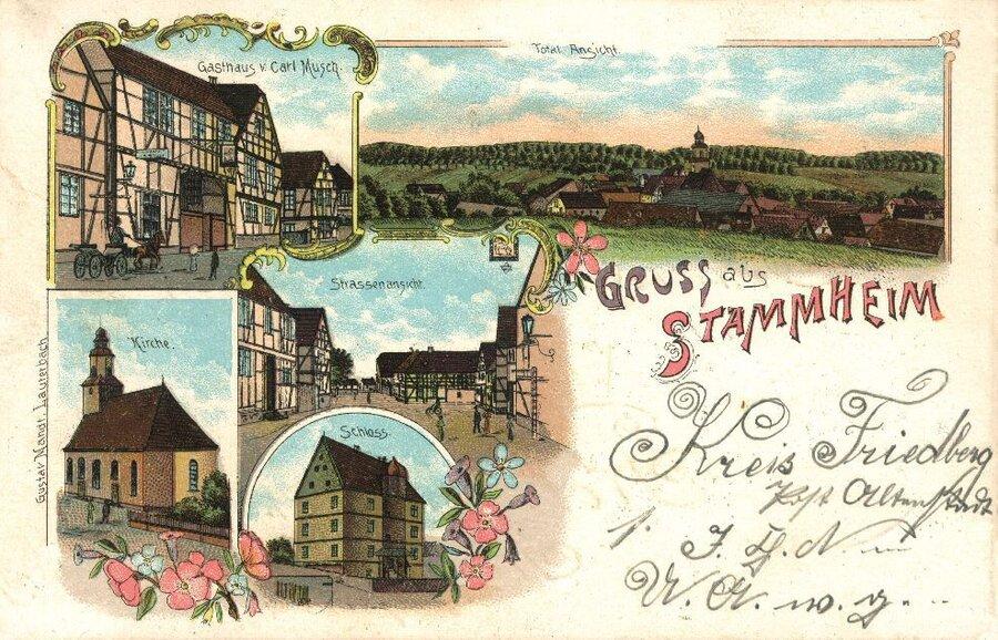 30_Postkarte_Stammheim_1902