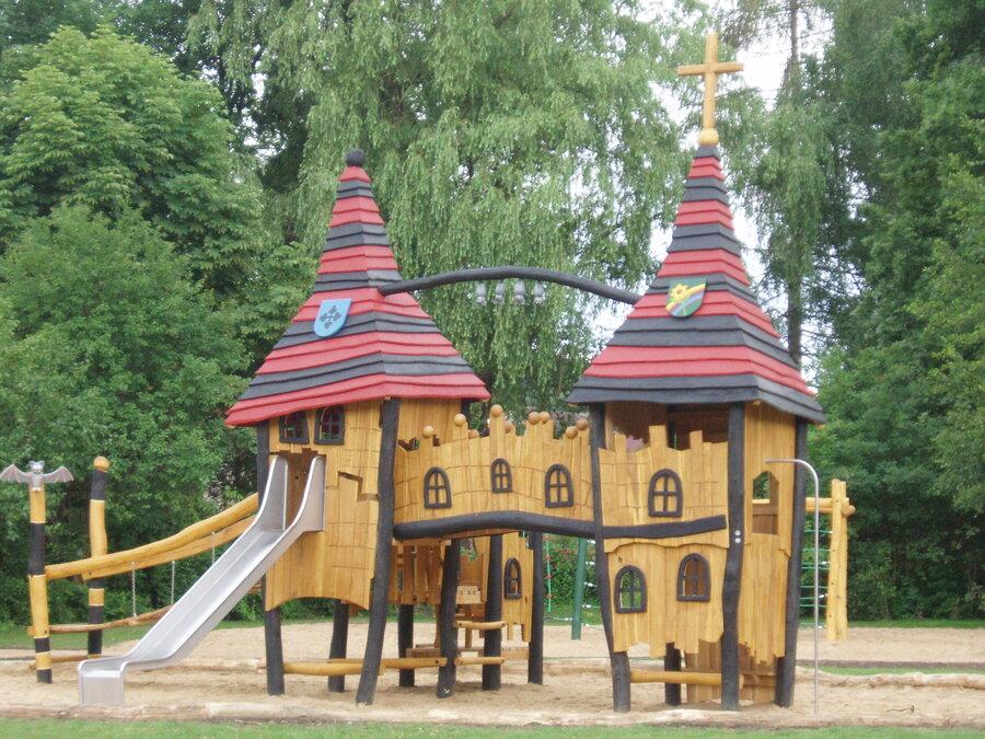 Spielpark Neuzelle Foto: Besucherinformation Neuzelle