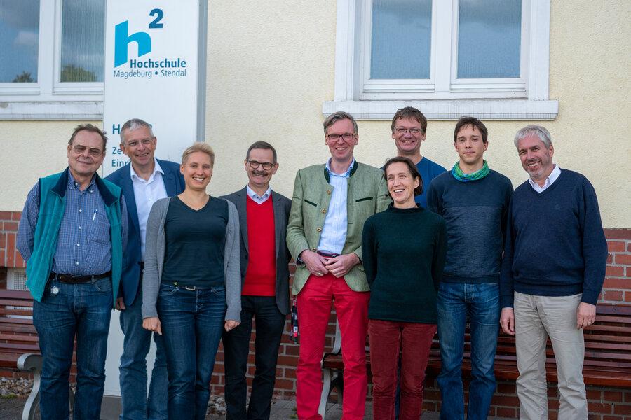 Klausurtagung des EHB 2019 in Stendal