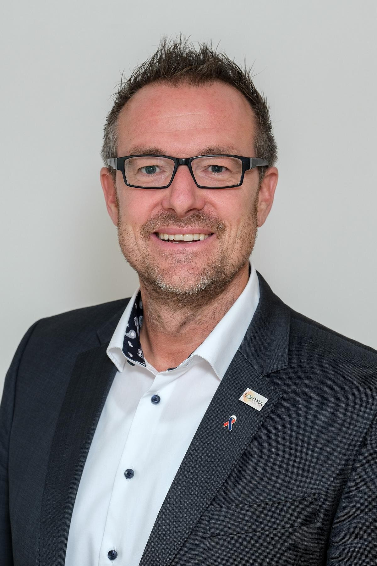 Bürgermeister Thomas Eckhardt