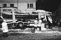 Auch bei Familie Lutterloh an der Uelzener Straße wurde mitunter unkonventionell geparkt.