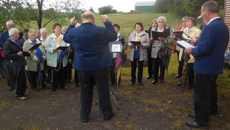 Mitwirkende: Chorgemeinschaft Ulrichstein