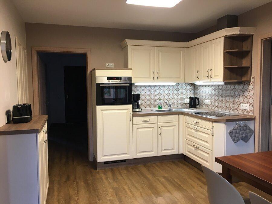 Küche vom Altenteil