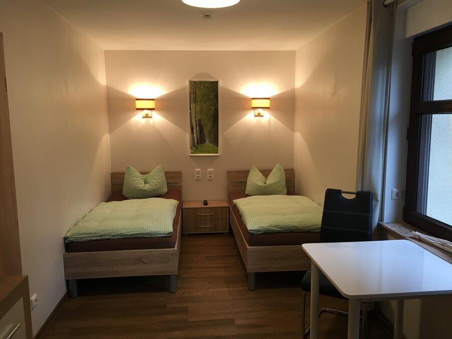 Doppelzimmer vom Altenteil