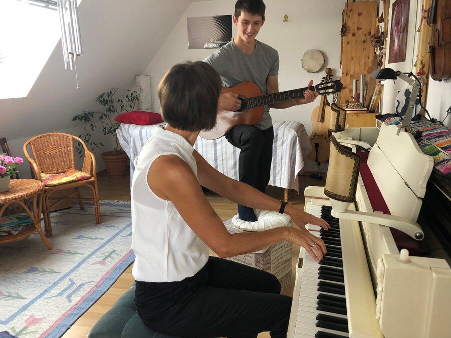 Aaron-Gitarre