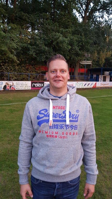 Sven Froelich - Trainer -