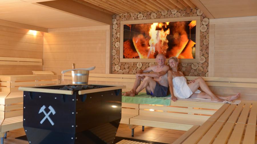 Bergmann-Sauna