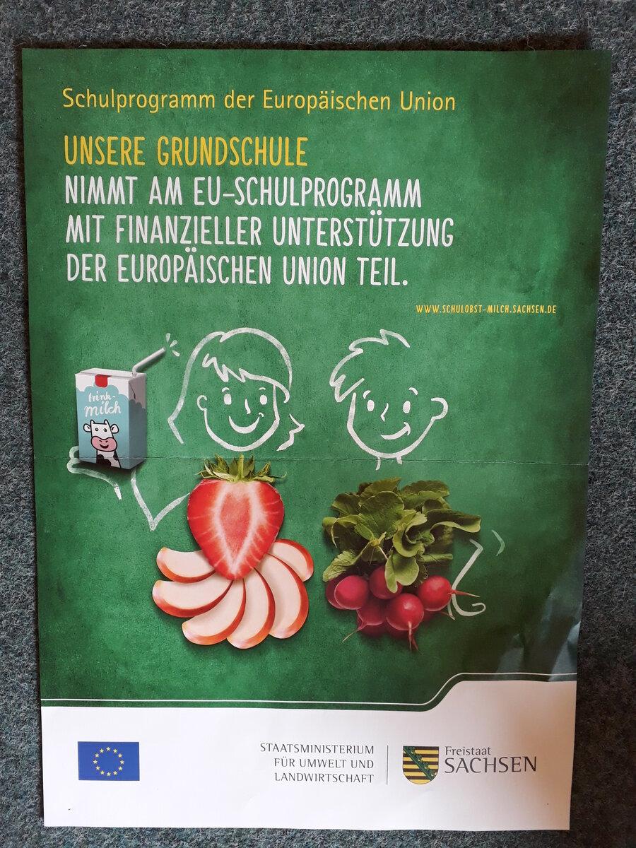 Schulprogramm Gesundes Essen