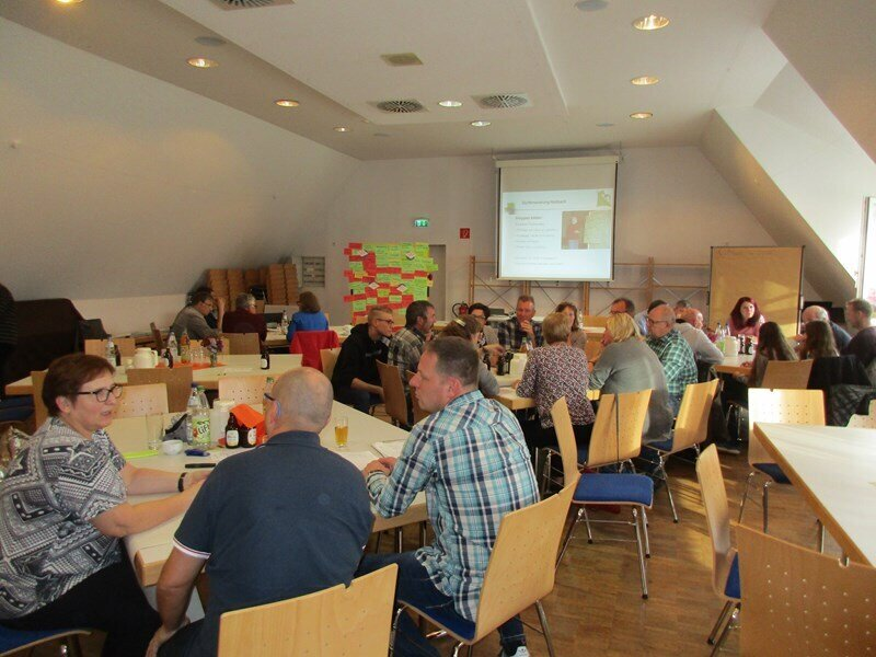 Dorfkonferenz Nußbach