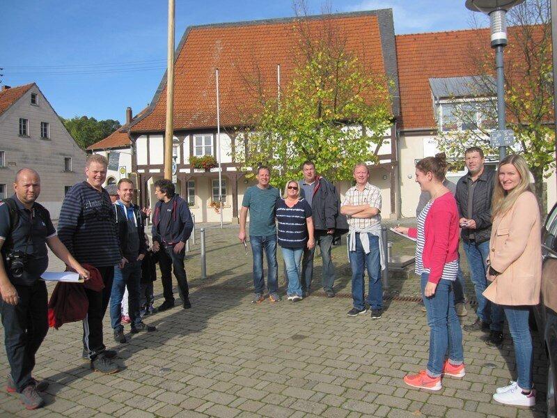 Dorferneuerung Nußbach