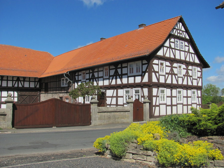 Fachwerkhof in Hilmes, Bild (c) Honikel