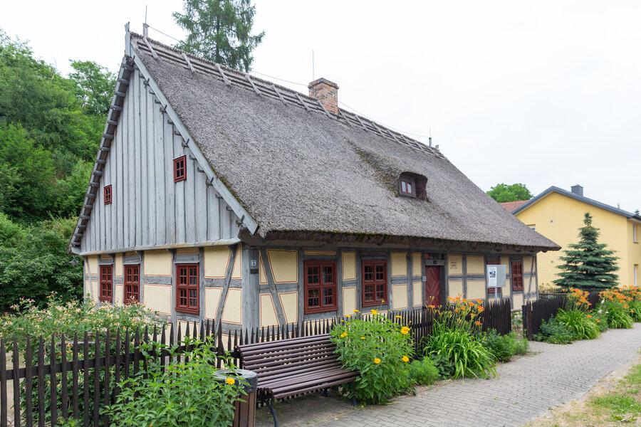 Strohhaus Neuzelle - Fotograf Seenland Oder-Spree Florian Läufer