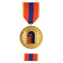Medaille für internationale Zusammenarbeit