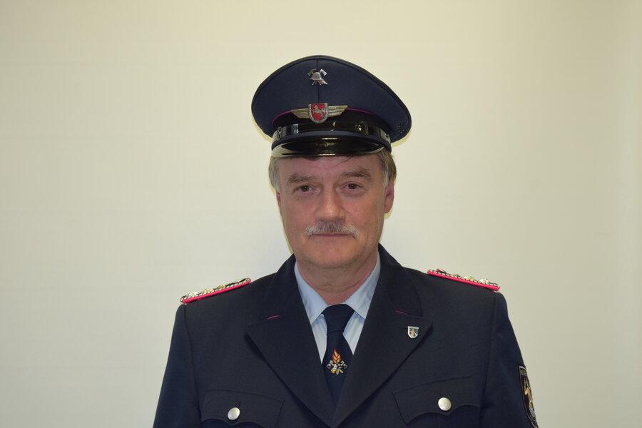 1.Vorsitzender Adolf Hirsch