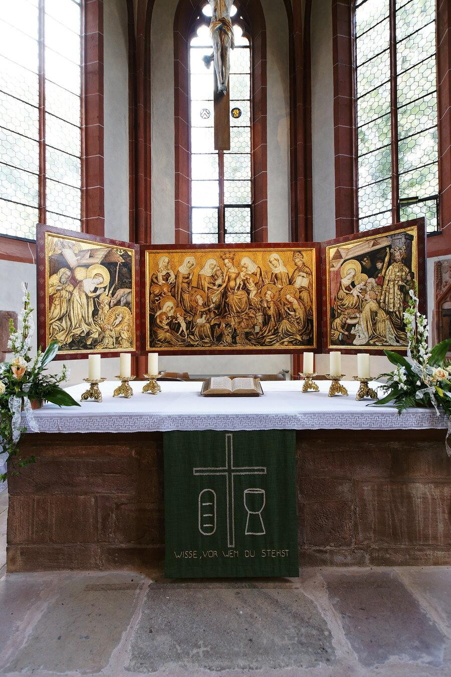 Ortenberger Altar