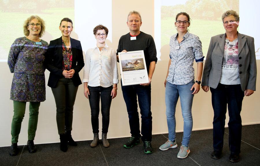 Auszeichnung Wassergut Canitz GmbH