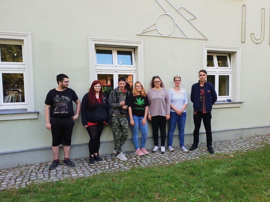 Schwedengruppe 2018 September