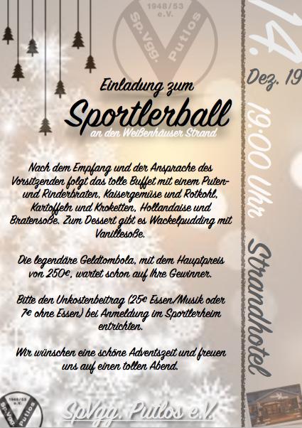 Sportlerball2019