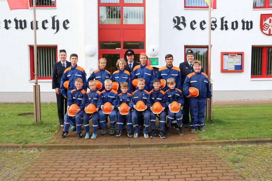 Jugendfeuerwehr Beeskow