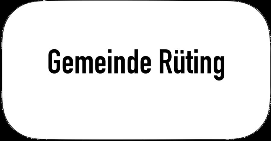 Gemeinde Rüting